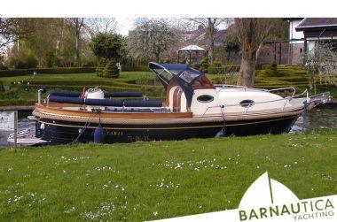 Verkocht Antaris MareLibre 770, Sloep Verkocht Antaris MareLibre 770 te koop bij Barnautica Yachting
