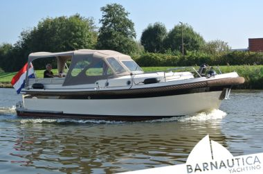 Verkocht Intercruiser 29, Sloep Verkocht Intercruiser 29 te koop bij Barnautica Yachting
