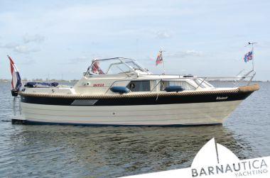 ZZ Verkocht Inter 7700 Nor-Line, Motorjacht ZZ Verkocht Inter 7700 Nor-Line te koop bij Barnautica Yachting