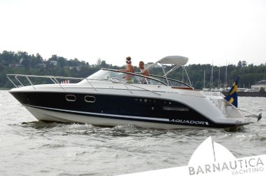 Aquador 26 DC, Motorjacht Aquador 26 DC te koop bij Barnautica Yachting