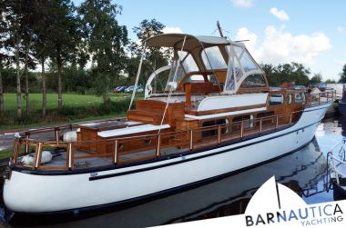 Bakdekker 1600, Motorjacht Bakdekker 1600 te koop bij Barnautica Yachting