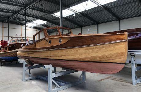 Pettersson Weekender, Klassiek/traditioneel motorjacht Pettersson Weekender te koop bij Prins van Oranje Jachtbemiddeling