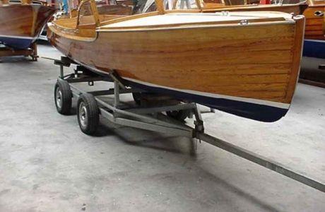 Parlan Zweedse Klassieker, Klassiek/traditioneel motorjacht Parlan Zweedse Klassieker te koop bij Prins van Oranje Jachtbemiddeling