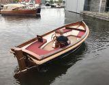 Wajer Kapiteinssloep 7 Meter, Tender Wajer Kapiteinssloep 7 Meter for sale by Prins van Oranje Jachtbemiddeling