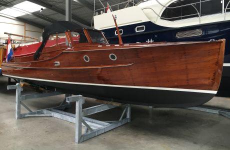 Pettersson Legend, Klassiek/traditioneel motorjacht Pettersson Legend te koop bij Prins van Oranje Jachtbemiddeling