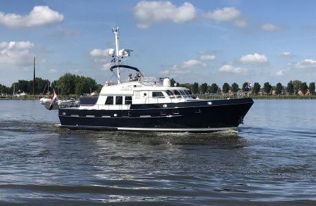 Altena Blue Water Trawler 48, Motorjacht Altena Blue Water Trawler 48 te koop bij Prins van Oranje Jachtbemiddeling