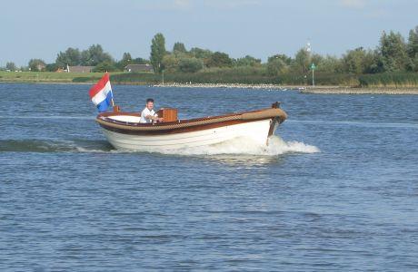 Elna sloep 690, Sloep Elna sloep 690 te koop bij Prins van Oranje Jachtbemiddeling