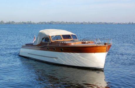 Breedendam MTB 31, Motorjacht Breedendam MTB 31 te koop bij Prins van Oranje Jachtbemiddeling