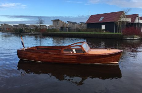 Storebro Vindö, Klassiek/traditioneel motorjacht Storebro Vindö te koop bij Prins van Oranje Jachtbemiddeling