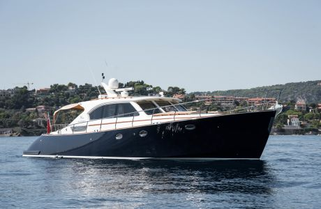 Rapsody R 55, Motorjacht Rapsody R 55 te koop bij Prins van Oranje Jachtbemiddeling