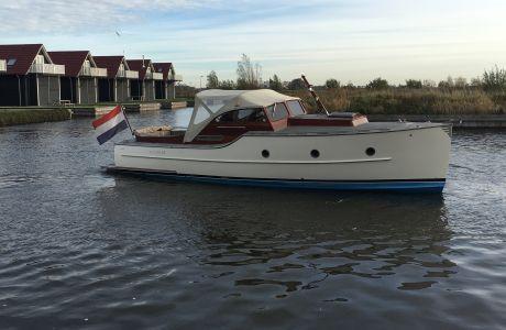Rapsody R 32 Classic Line, Motorjacht Rapsody R 32 Classic Line te koop bij Prins van Oranje Jachtbemiddeling