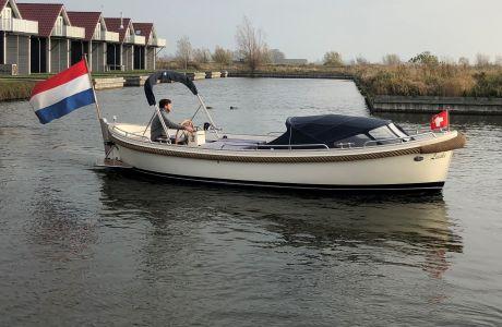 Jan Van Gent 8.20 Soft Top, Sloep Jan Van Gent 8.20 Soft Top te koop bij Prins van Oranje Jachtbemiddeling