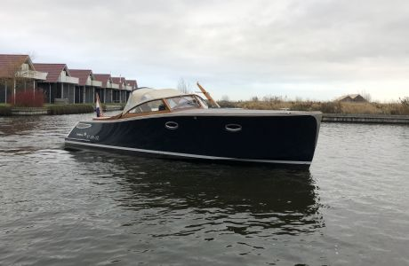 Rapsody R30, Motorjacht Rapsody R30 te koop bij Prins van Oranje Jachtbemiddeling