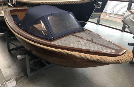Helderse Vlet 630, Klassiek/traditioneel motorjacht Helderse Vlet 630 te koop bij Prins van Oranje Jachtbemiddeling
