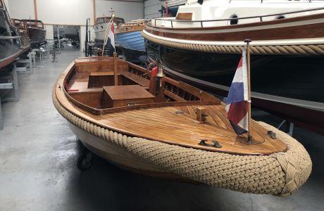 Helderse Vlet 685, Klassiek/traditioneel motorjacht Helderse Vlet 685 te koop bij Prins van Oranje Jachtbemiddeling