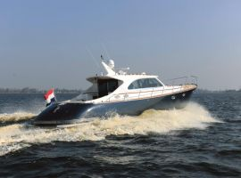 Rapsody R55, Motor Yacht Rapsody R55til salg af Prins van Oranje Jachtbemiddeling