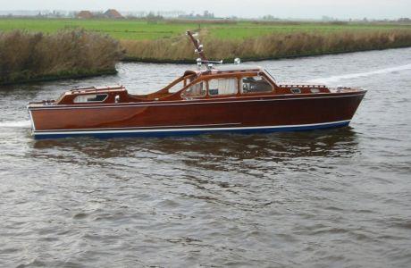 Forslund Expresskryssare, Motorjacht Forslund Expresskryssare te koop bij Prins van Oranje Jachtbemiddeling