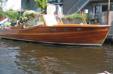 Storebro 25 Solo, Klassiek/traditioneel motorjacht Storebro 25 Solo te koop bij Prins van Oranje Jachtbemiddeling