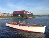 Waser Runabout, Классичская моторная лодка Waser Runabout для продажи Prins van Oranje Jachtbemiddeling