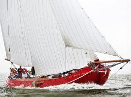 Lemsteraak Hoek / Claassen, Barca a vela Lemsteraak Hoek / Claassenin vendita daPrins van Oranje Jachtbemiddeling