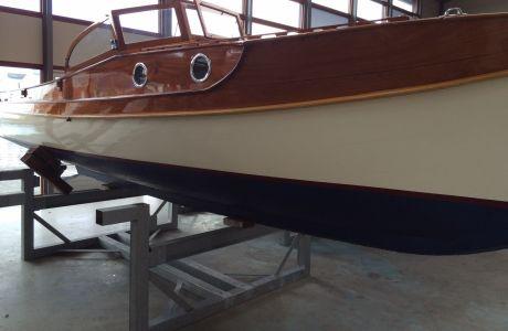 Pettersson Billan, Klassiek/traditioneel motorjacht Pettersson Billan te koop bij Prins van Oranje Jachtbemiddeling