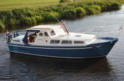Lauwersmeer Kruiser 1050 OK/AK, Motorjacht Lauwersmeer Kruiser 1050 OK/AK te koop bij Schepenkring Jachtmakelaardij Friesland