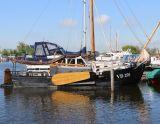 Botter (ex Vissersboot) VD150 (type Marker Rondbouw), Flach-und Rundboden Botter (ex Vissersboot) VD150 (type Marker Rondbouw) Zu verkaufen durch Schepenkring Jachtmakelaardij Friesland