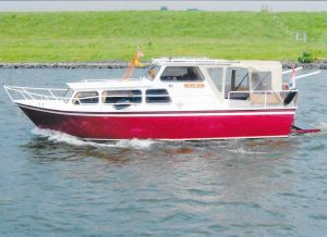 Succes 860 OK, Motor Yacht Succes 860 OK for sale by Schepenkring Friesland