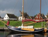 Schokker Speeljacht, Flat and round bottom Schokker Speeljacht for sale by Schepenkring Friesland