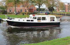 Gillissen Stevenvlet 1125 GSOK, Motorjacht Gillissen Stevenvlet 1125 GSOK te koop bij Schepenkring Friesland