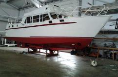 Bakdekker 1300 GSAK, Motorjacht Bakdekker 1300 GSAK te koop bij Schepenkring Friesland