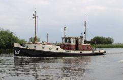 Motorsleepboot Amsterdammer, Ex-professionele motorboot Motorsleepboot Amsterdammer for sale by Schepenkring Friesland