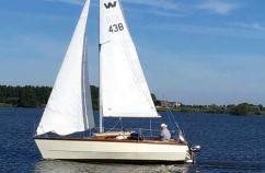 Waarschip 570, Segelyacht Waarschip 570 te koop bij Schepenkring Friesland