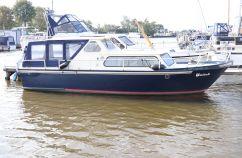 Vechtkruiser 970 OK, Motorjacht Vechtkruiser 970 OK te koop bij Schepenkring Friesland