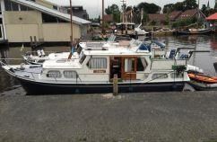 Gruno 960 GSAK, Motorjacht Gruno 960 GSAK te koop bij Schepenkring Friesland