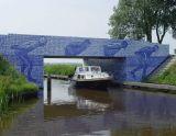 Vlet Op Basis Van IJlstervlet, Motorjacht Vlet Op Basis Van IJlstervlet hirdető:  Schepenkring Friesland