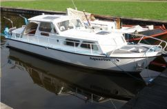 De Ruyter Kruiser 1070 AK, Motorjacht De Ruyter Kruiser 1070 AK te koop bij Schepenkring Friesland