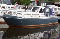 Dompkruiser 850 AK, Motorjacht Dompkruiser 850 AK te koop bij Schepenkring Jachtmakelaardij Friesland
