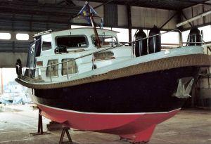Schiffartvlet 800 OK, Motoryacht Schiffartvlet 800 OK for sale by Schepenkring Jachtmakelaardij Friesland