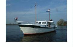 Waalkotter 1180 GSAK, Motorjacht Waalkotter 1180 GSAK te koop bij Schepenkring Friesland