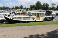 Kok Grundel AK, Motorjacht Kok Grundel AK te koop bij Schepenkring Jachtmakelaardij Friesland