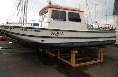 Faaborg Peilboot, Ex-professionele motorboot Faaborg Peilboot te koop bij Schepenkring Krekelberg Nautic