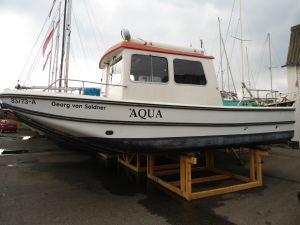 Faaborg Peilboot, Ex-Fracht/Fischerschiff Faaborg Peilboot for sale by Schepenkring Krekelberg Nautic