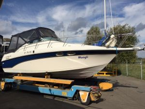 Crownline CB250, Motor Yacht Crownline CB250 for sale by Schepenkring Krekelberg Nautic