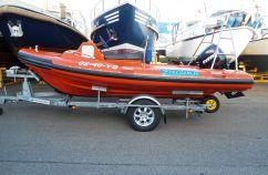Rescue 3, Speed- en sportboten Rescue 3 te koop bij Schepenkring Krekelberg Nautic