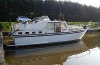 Robur 1160 AK, Motor Yacht