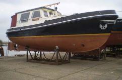Rondspantkotter 1060 GSOK, Motorjacht Rondspantkotter 1060 GSOK te koop bij Schepenkring Jachtmakelaardij Sier - Zeewolde