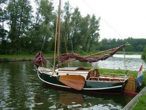 Grundel Kooijman & De Vries, Flach-und Rundboden Grundel Kooijman & De Vries for sale by Schepenkring Jachtmakelaardij Sier - Zeewolde
