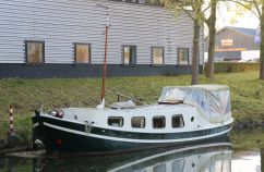 Biesbosch Aak, Klassiek/traditioneel motorjacht Biesbosch Aak te koop bij Schepenkring Gelderland