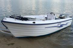 Poseidon 550 T, Open motorboot en roeiboot Poseidon 550 T te koop bij Schepenkring Gelderland